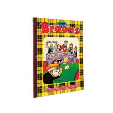 The Broons 1980 Annual D.C. Thomson 1979